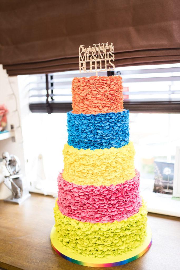 BESPOKE CAKE EXAMPLE